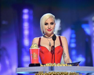Леди Гага и Ким Кардашьян: Кто еще получил премии MTV Movie & TV Awards-430x480