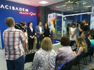 Новое место: представительство сети клиник ACIBADEM в Киеве