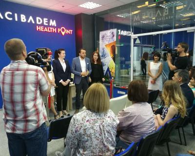Новое место: представительство сети клиник ACIBADEM в Киеве-430x480