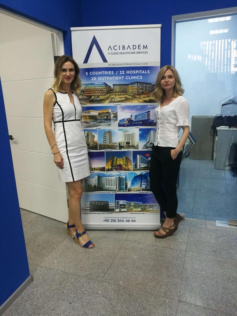 Новое место: представительство сети клиник ACIBADEM в Киеве-Фото 1