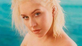 Фотосессия Кристины Агилеры для обложки альбома-320x180