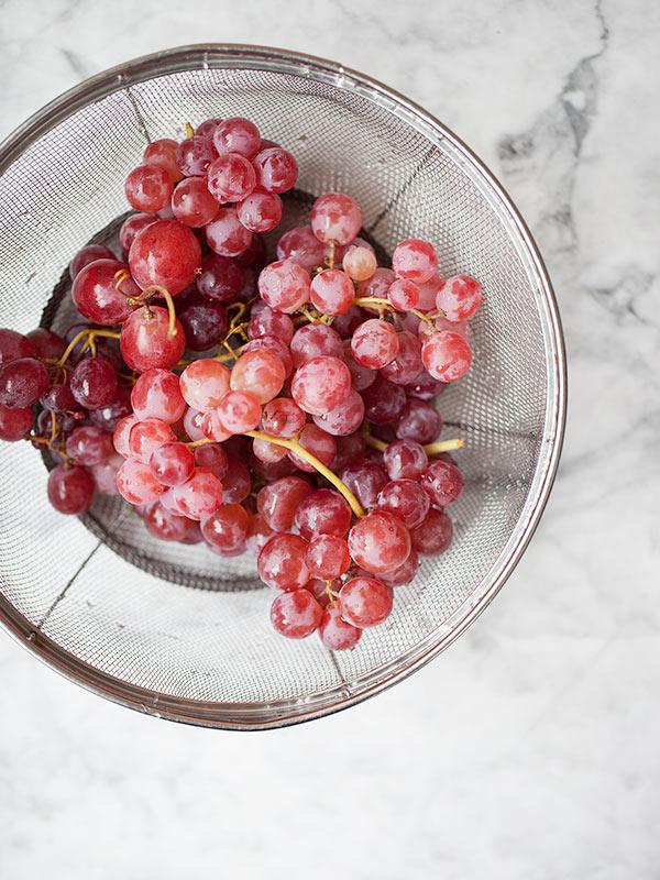 содержание сахара в сортах винограда