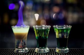 Рецепт коктейля «Зеленый мексиканец»