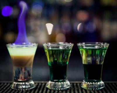 Рецепт коктейля «Зеленый мексиканец»-430x480