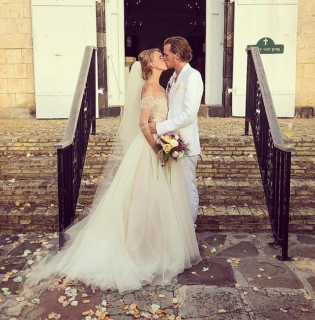 Брат Пэрис Хилтон женился на актрисе