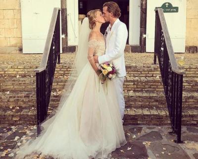 Брат Пэрис Хилтон женился на актрисе-430x480