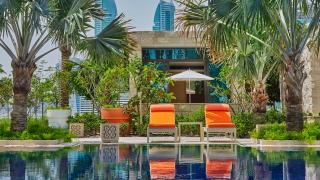 Four Seasons Hotel Bahrain Bay объявил об открытии собственного пляжа