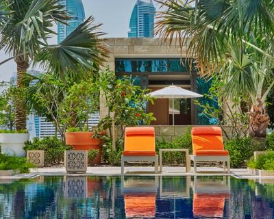 Four Seasons Hotel Bahrain Bay объявил об открытии собственного пляжа-430x480