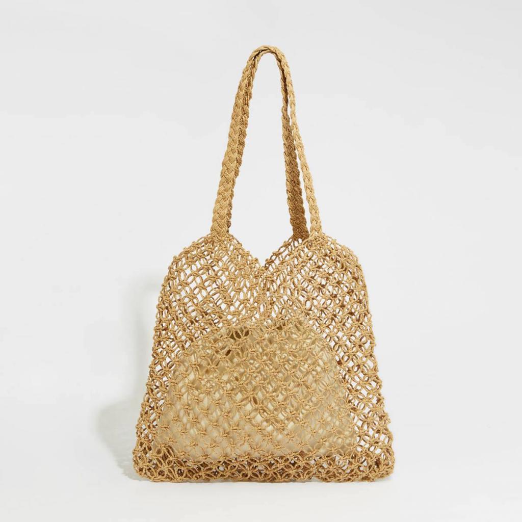 плетеная сумка 2018 фото