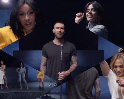 Новый клип Maroon 5 с Галь Гадот и Дженнифер Лопес-430x480