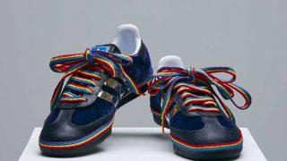 Наоми Кэмпбелл и Кейт Мосс стали дизайнерами кроссовок Adidas-320x180