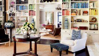 Как украсить квартиру с помощью книг-320x180