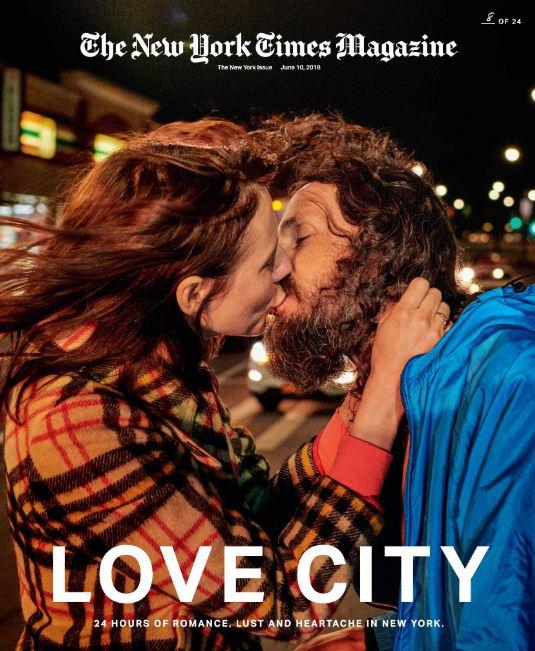 24 поцелуя за 24 часа: Невероятный фотопроект в Нью-Йорке-Фото 23