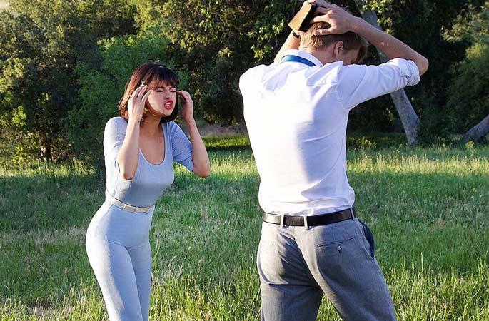 Селена Гомес выпустила клип о расставании с Джастином Бибером-320x180