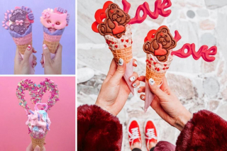 Любителям мороженого посвящается: самые «вкусные» Instagram-аккаунты