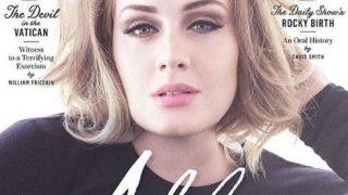 Адель работает над новым альбомом: Стала известна дата выхода-320x180
