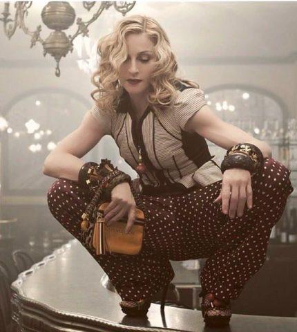 Почему нижнее белье и любовные письма Мадонны продают на аукционе?-430x480