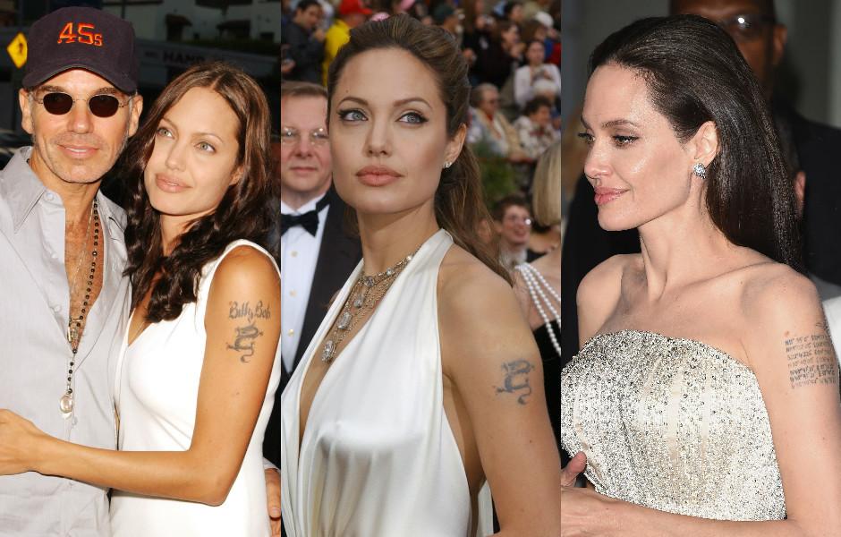Звезды, которые пожалели о своих татуировках-Фото 2