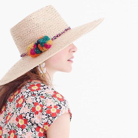 Стильные головные уборы для лета-Фото 3