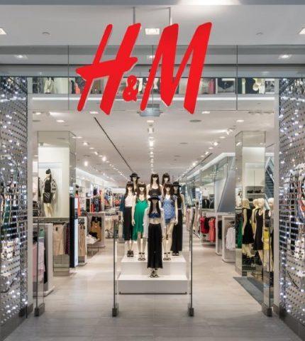 H&M назвал дату открытия магазина в Украине-430x480
