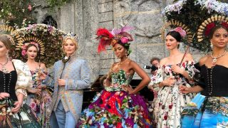Dolce & Gabbana Alta Moda 2018: как прошел кутюрный показ-320x180