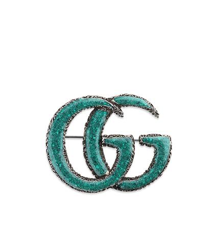 Gucci запускает коллекцию GG Marmont Silver Jewerly-Фото 1