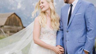 Звезда сериала «Две девицы на мели» вышла замуж-320x180