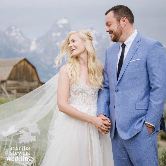 Звезда сериала «Две девицы на мели» вышла замуж-Фото 1