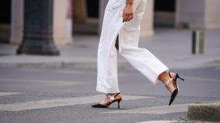 Как носить белые джинсы летом-320x180