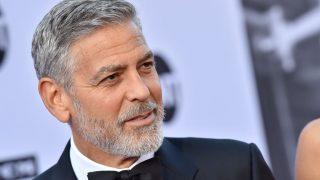 Джордж Клуни попал в аварию на скутере-320x180