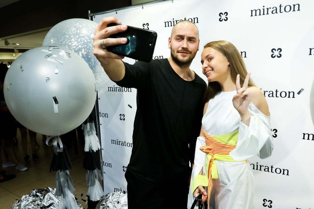В Concept Store Miraton состоялась встреча с «холостяком» Рожденом Ануси-Фото 1