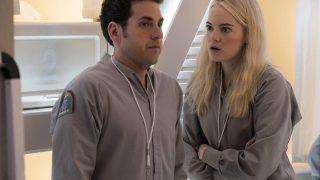 Эмма Стоун и Джастин Теру в первом тизере сериала «Маньяк»-320x180