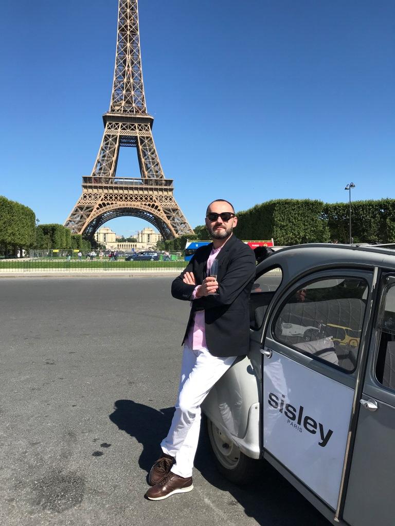 Константин Путиленко побывал в парижском Доме красоты Maison Sisley-Фото 2