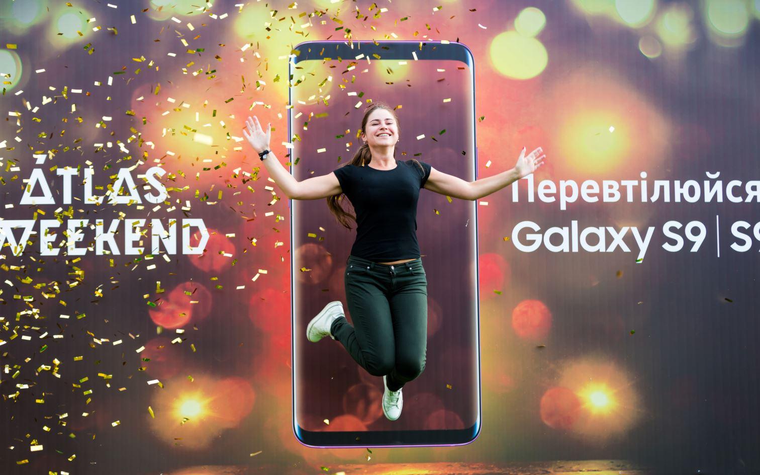 Samsung Galaxy Studio открывается на музыкальном фестивале Atlas Weekend 2018-Фото 3