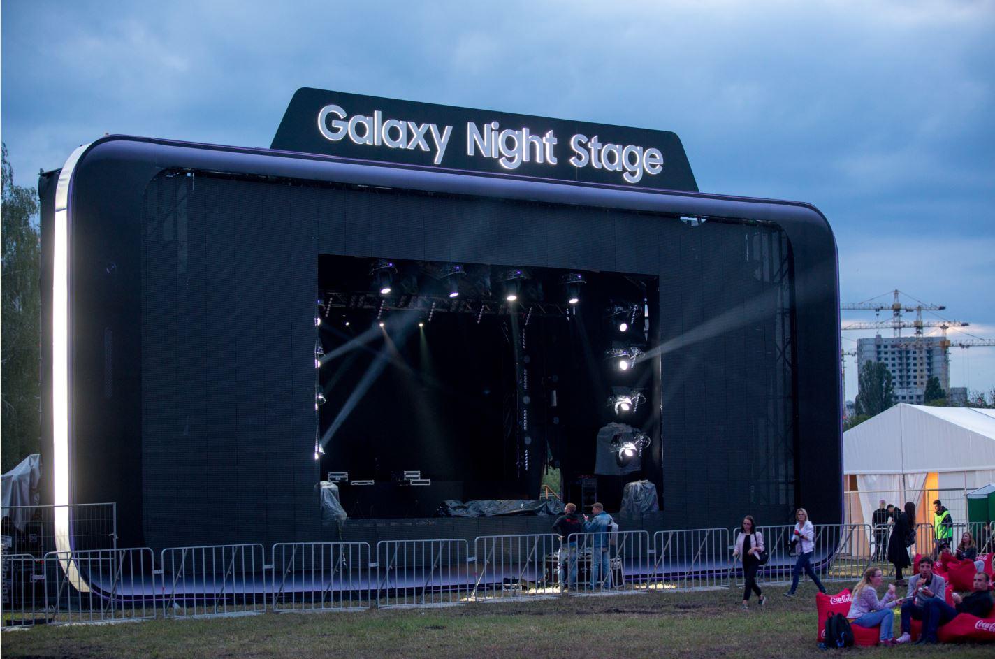 Samsung Galaxy Studio открывается на музыкальном фестивале Atlas Weekend 2018-Фото 4