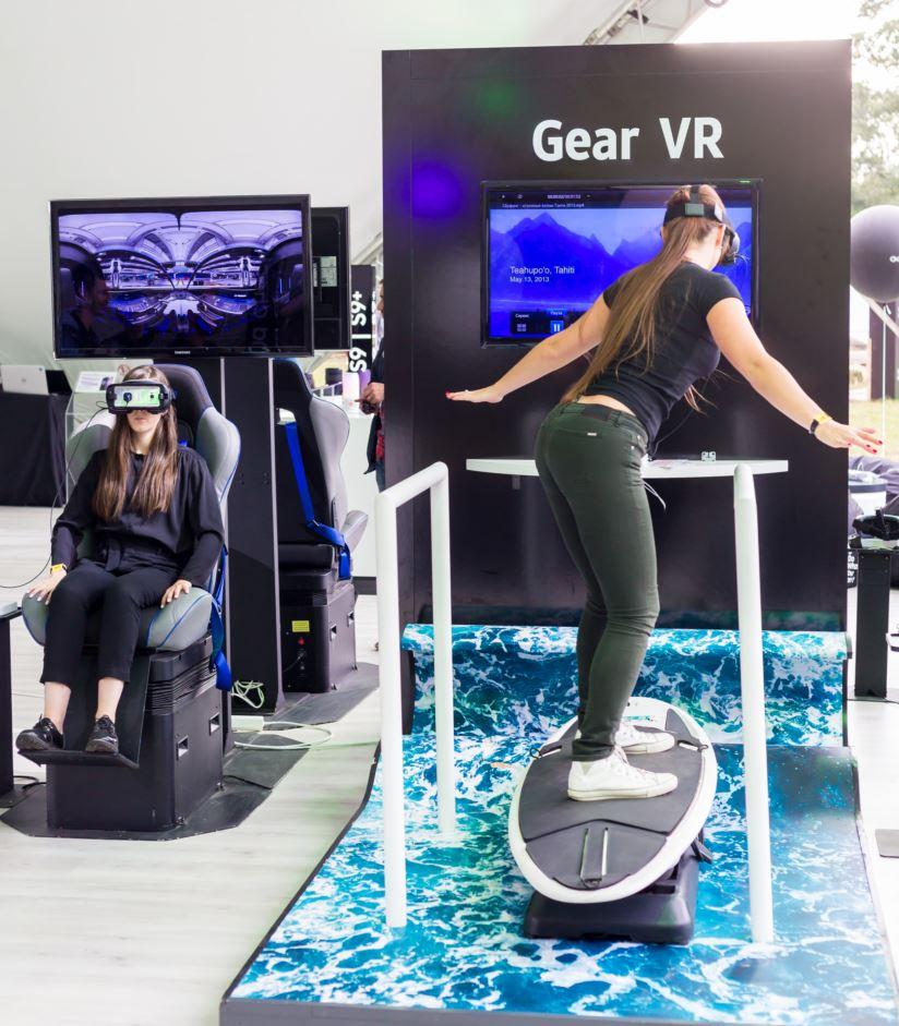 Samsung Galaxy Studio открывается на музыкальном фестивале Atlas Weekend 2018-Фото 1