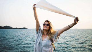 10 признаков здоровых женщин