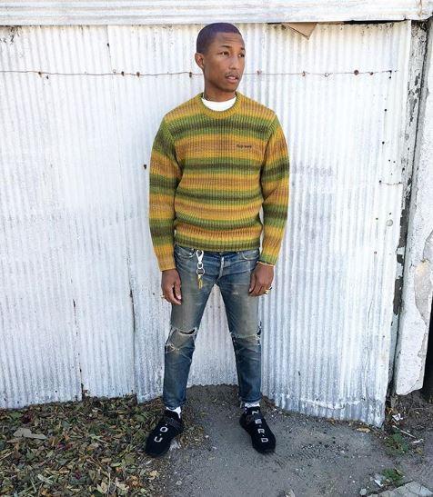 Фаррелл Уильямс возглавил проект Spotify об афроамериканской культуре-Фото 1
