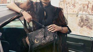 Селена Гомес снялась в рекламной кампании сумок Coach-320x180