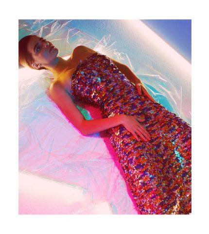 Анна Андрес в новом кампейне Katerina Rutman demi couture-430x480