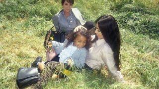 Пятилетняя дочь Ким Кардашьян в рекламе Fendi-320x180