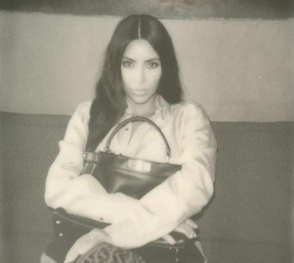 Пятилетняя дочь Ким Кардашьян в рекламе Fendi-Фото 2