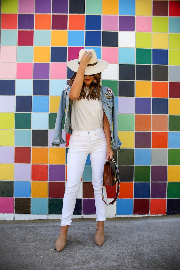Как носить джинсовую куртку oversize-Фото 6