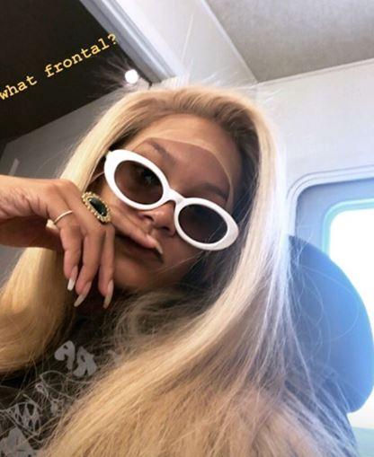 Рианна стала блондинкой-Фото 2