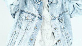 Как носить джинсовую куртку oversize-320x180