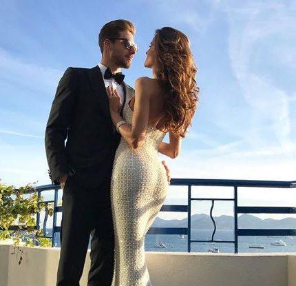 Бразильская модель Изабель Гулар готовится к свадьбе с футболистом-430x480