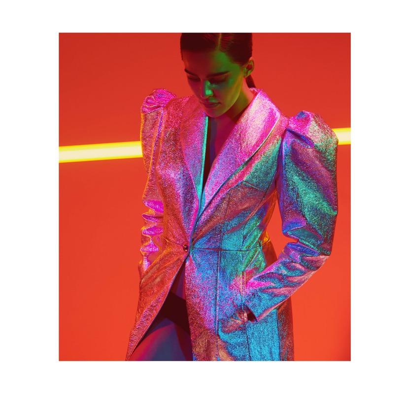 Анна Андрес в новом кампейне Katerina Rutman demi couture-Фото 2