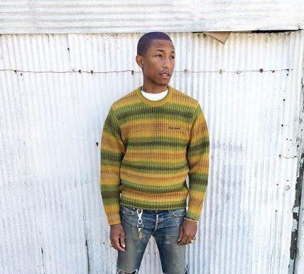 Фаррелл Уильямс возглавил проект Spotify об афроамериканской культуре-430x480