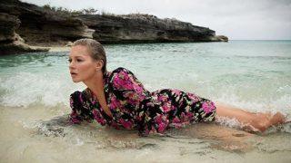 Кейт Мосс в рекламной кампании Saint Laurent-320x180