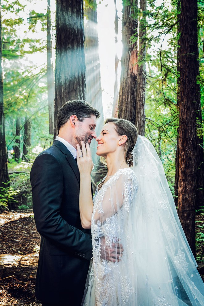 Хилари Суонк вышла замуж во второй раз-Фото 5